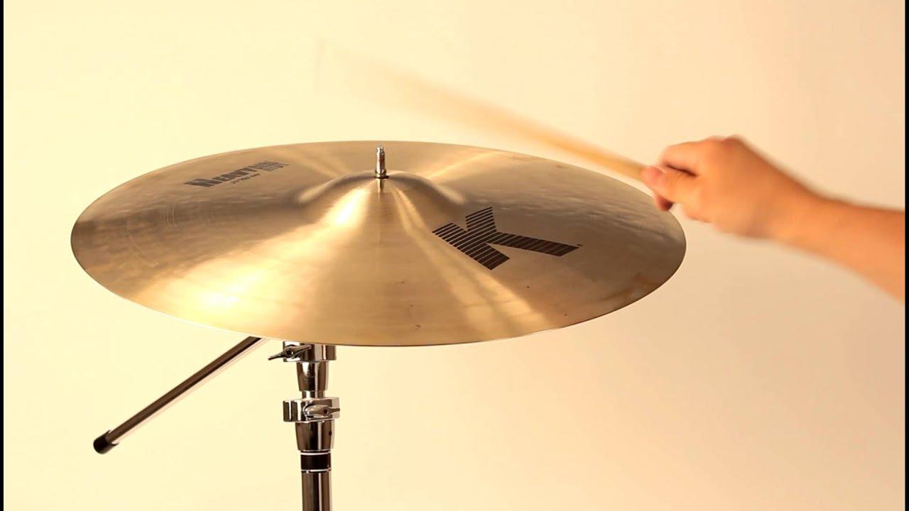 zildjian k 21 heavy ride cymbal for sale youtube. Black Bedroom Furniture Sets. Home Design Ideas