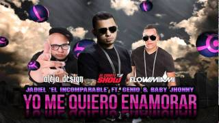Genio  Baby Johnny Ft.Jadiel - Yo Me Quiero Enamorar (Original) ♥ Reggaeton Romantic 2012 ♥