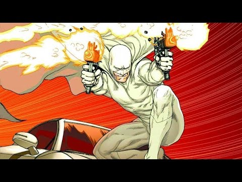 The Comic Vault: Mark Millar