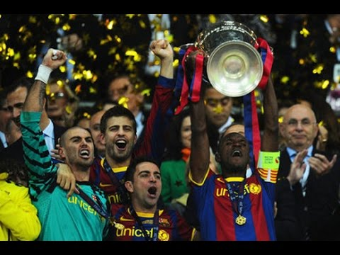 FC Barcelona: Guardiola`s Era - Pep Team (2008-2012)