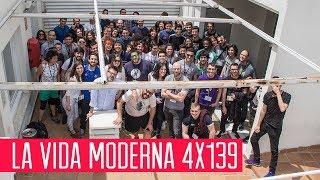 La Vida Moderna 4x139...es buscar un tutorial en Youtube de como fumar tu primera plata