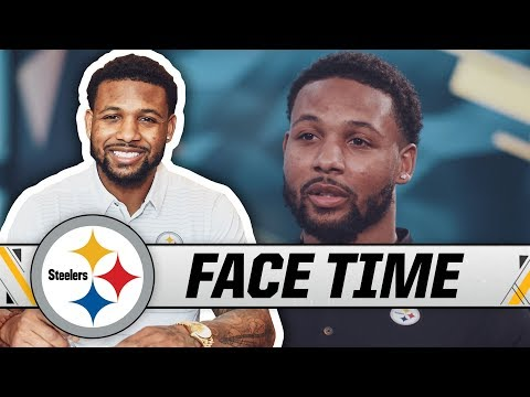 CB Steven Nelson 'Signing w/ Pittsburgh Has Been an Amazing Experience' | Steelers Face Time