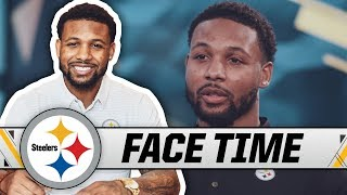 CB Steven Nelson 'Signing w/ Pittsburgh Has Been an Amazing Experience'   Steelers Face Time