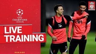 Liverpool's Champions League training | Ajax