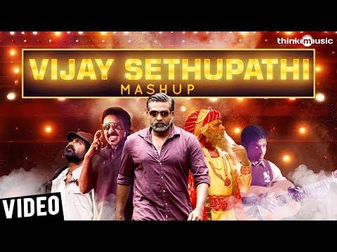 'Makkal Selvan' Vijay Sethupathi Mashup | Think Music | DJ Kalinga