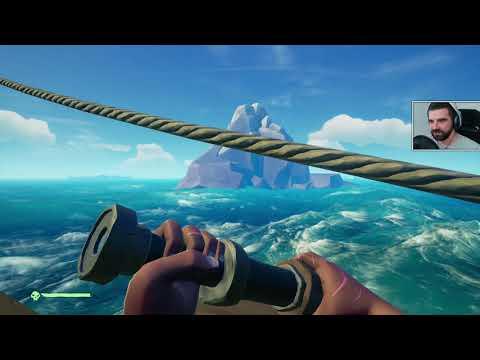 Sea of Thieves #5 – Milion skrzynek! (Izak, Ewroon, Bonkol)