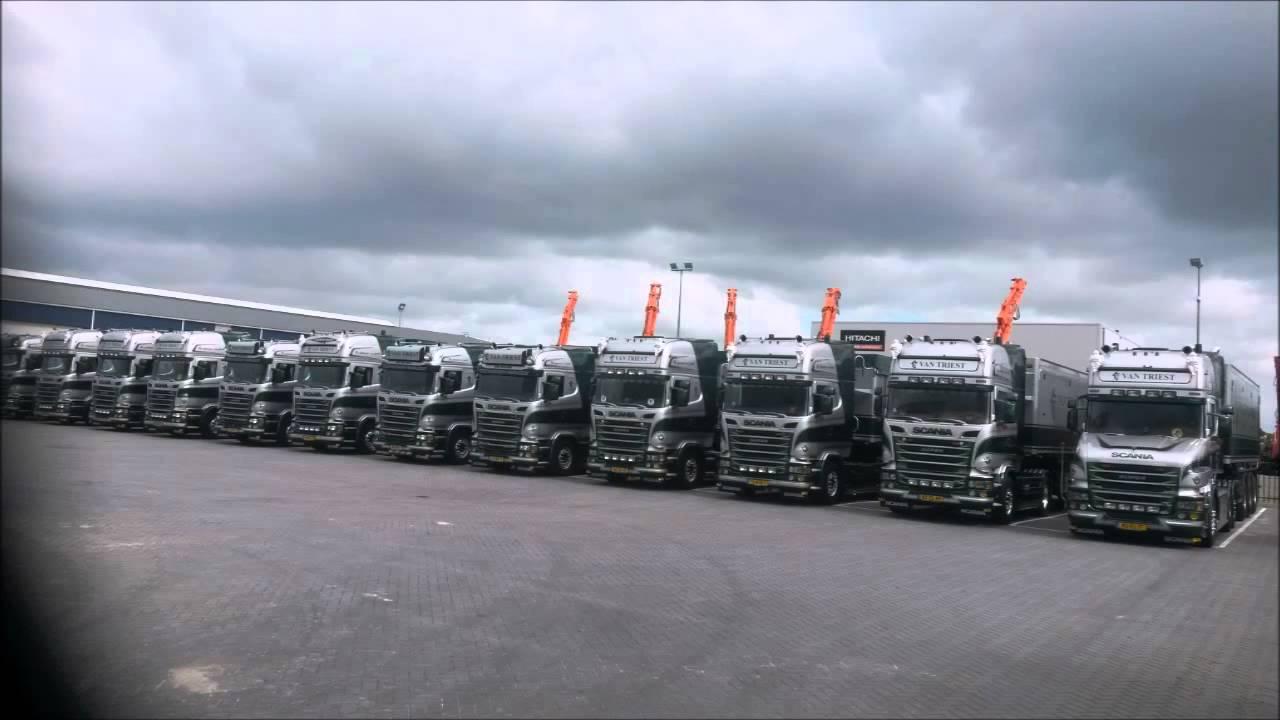 Scania S Van Triest Veevoeders Youtube