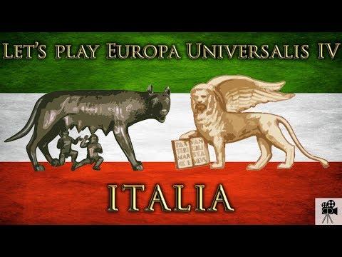 Let's play Europa Universalis IV: Conquest of Paradise - Venezia/Italia - Episodio 70 - ITA