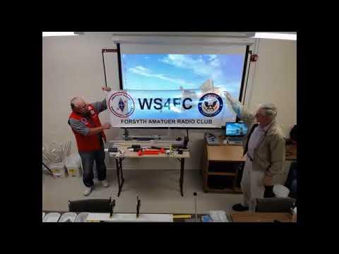 Harold Richardson N4HER Fox Hunt antennas  9/11/17