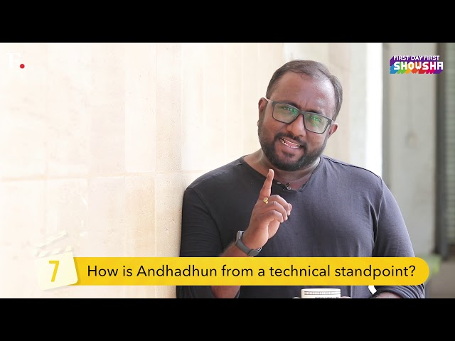 Andhadhun - Movie Review | First Day First Showsha
