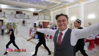 Фото и Видеосъемка в Алматы.Флешмоб на Свадьбе .Ансамбль Рухсара