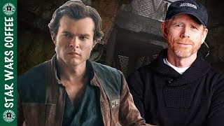 What Harrison Ford Told Ron Howard About Solo!
