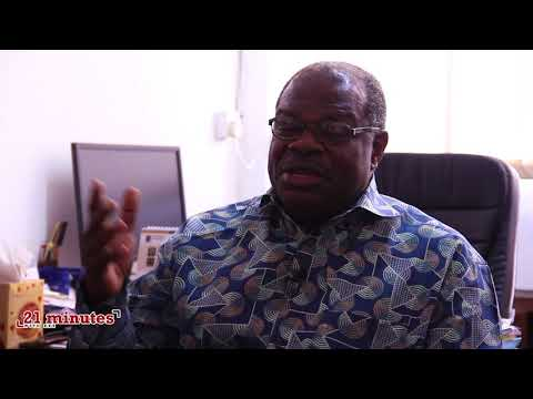 Prof. Ernest Aryeetey on '21 Minutes with KKB'