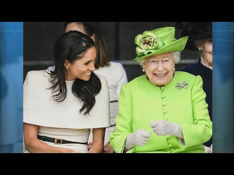 Inside Meghan Markle and Queen Elizabeth's 'Special Day' Together
