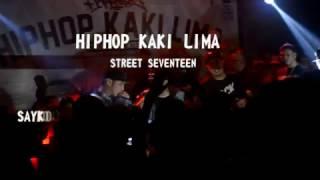 Gambar cover SAYKOJI  - TETAP HIPHOP LIVE HIPHOP KAKI LIMA STREET SEVENTEEN BANDUNG