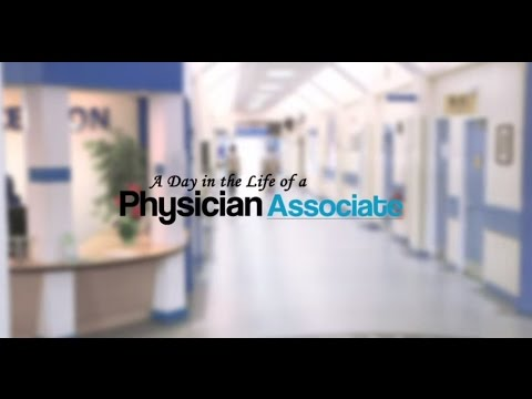 A Day in the Life of a Physician Associate / Physician Assistant Documentary