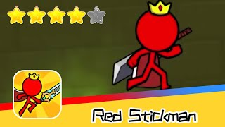 Red Stickman Day5 Walkthrough Animation vs Stickman Fighting Recommend index four stars