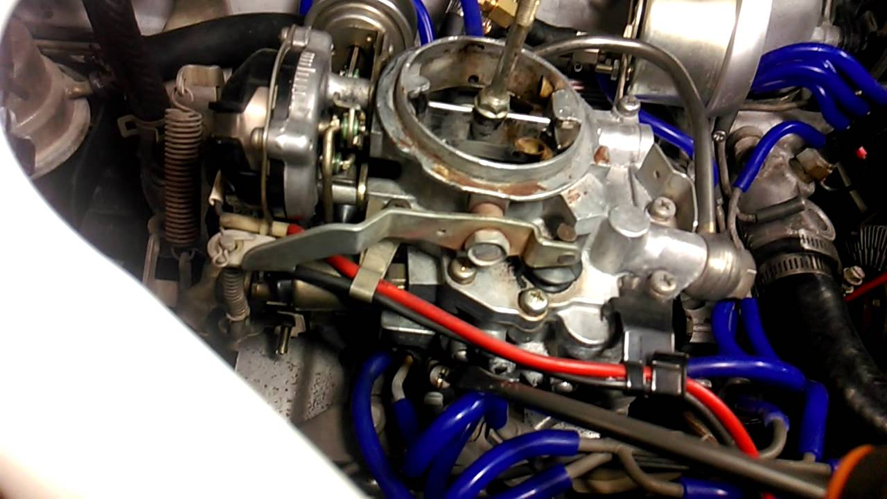 4ac aisin carburetor tuning tips  YouTube