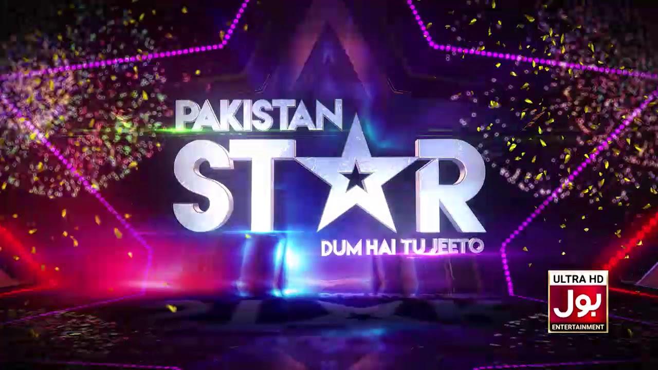 Pakistan Star | Pakistan's Biggest Talent Hunt Show | BOL Entertainment