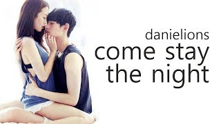 come stay the night ; 집으로 와 / Sexy Korean R&B (12 songs)