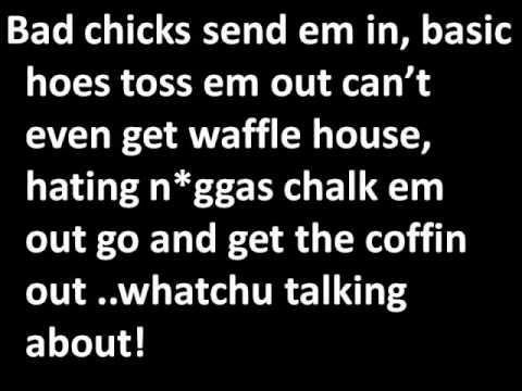 J-Cole Back to the Topic Lyrics NEW.wmv