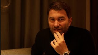 39 I CANT TALK ABOUT IT 39 EDDIE HEARN RAW IN PHILLY ON WILDER DAZN JOSHUA WHYTE WBC APRIL 20 CARD