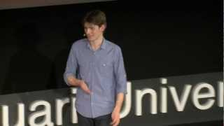 The patterns of rock music are universal: Jordan Hume at TEDxMacquarieUniversity