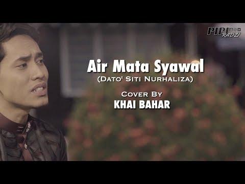 Khai Bahar - Air Mata Syawal (Cover | Lyric Video HD)