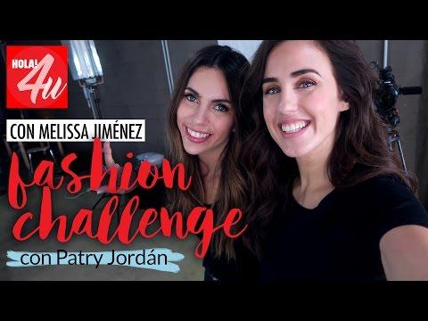 'Fashion challenge' con Melissa Jiménez | Arréglate conmigo con Patry Jordán
