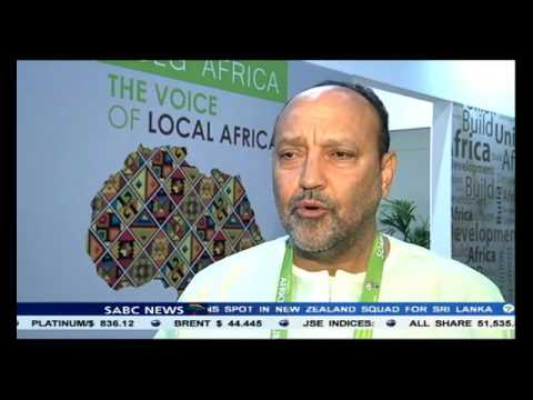 Leaders at Africities Summit call for Africa's development