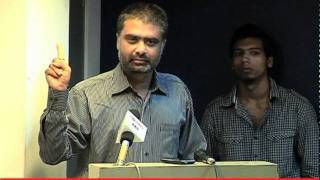 GUEST LECTURERS AT ISOMES: Mr  Deepak Chaurasia, Editor, National Affairs, ABP News