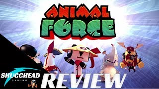 Animal Force PSVR Review: A weird twist on an old genre. | PS4 Pro Gameplay Footage