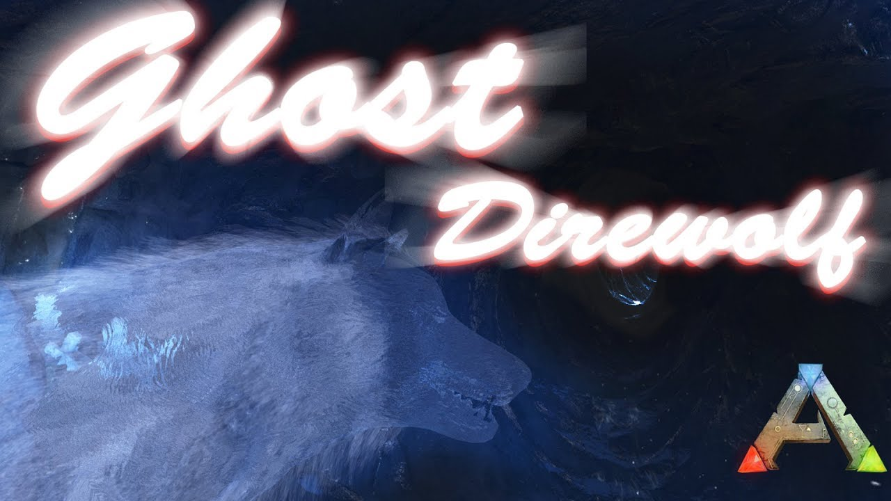Ark ghost direwolf summon command pc xbox one youtube ark ghost direwolf summon command pc xbox one malvernweather Gallery