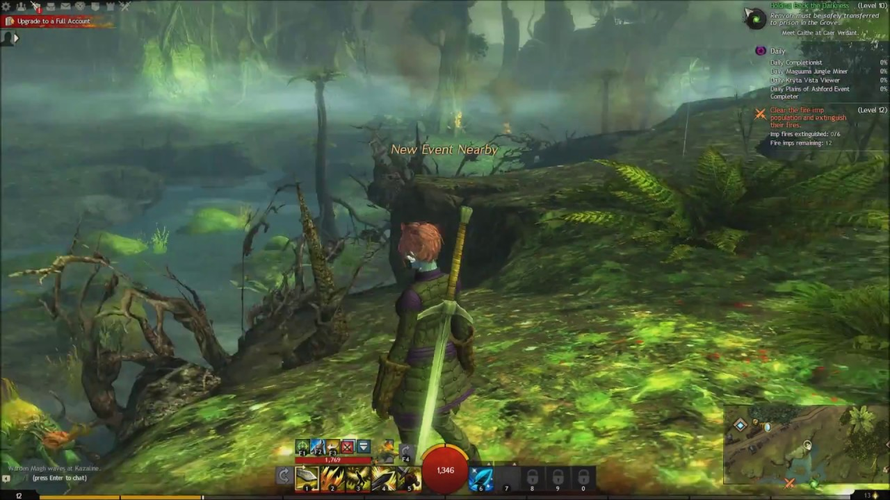 Guild Wars 2 Review!