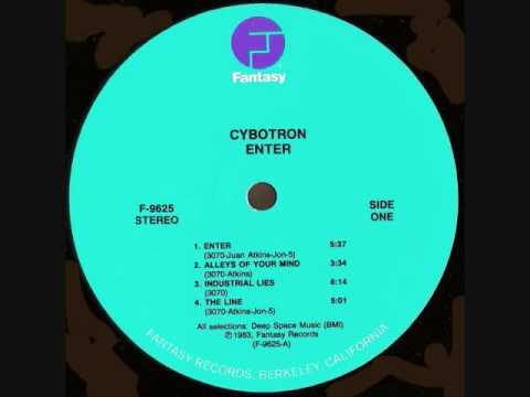 Cybotron - Industrial Lies (1983)