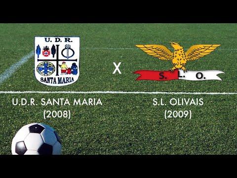 AFL - JORNADA 4  - U.D.R. Santa Maria 9 x 1 S.L. Olivais