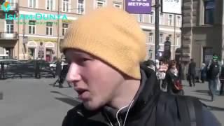 Русский парень за Хиджаб