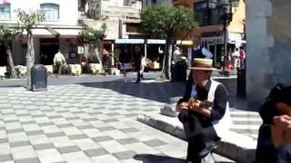 Экскурсия в г.Таормина (Сицилия).