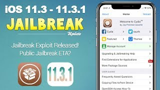 iOS 11.3.1 Jailbreak Exploit RELEASED! What You Need to Know   JBU 56