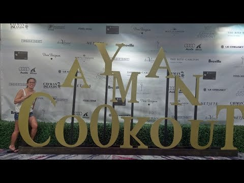Cayman Island Cookout 2018