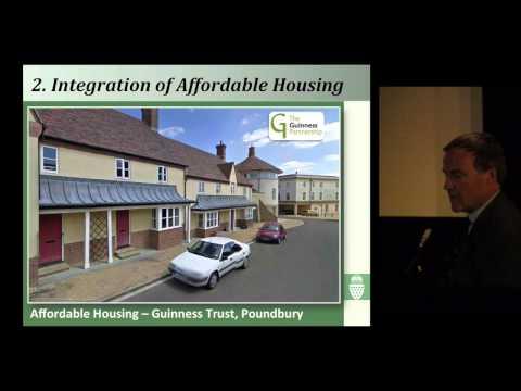 Simon Conibear - Poundbury, a Sustainable New Urban Settlement