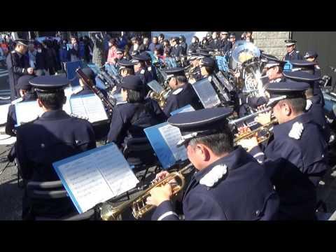 Yumi Arai Yasashisa ni Tsutsumaretanara  Japanese Air Force Band