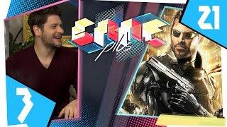 [3/3] GAME plus | # 21 | Deus Ex: Mankind Divided - Das beste Deus Ex? | 21.11.2015