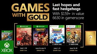 Xbox - June 2018 Games With Gold