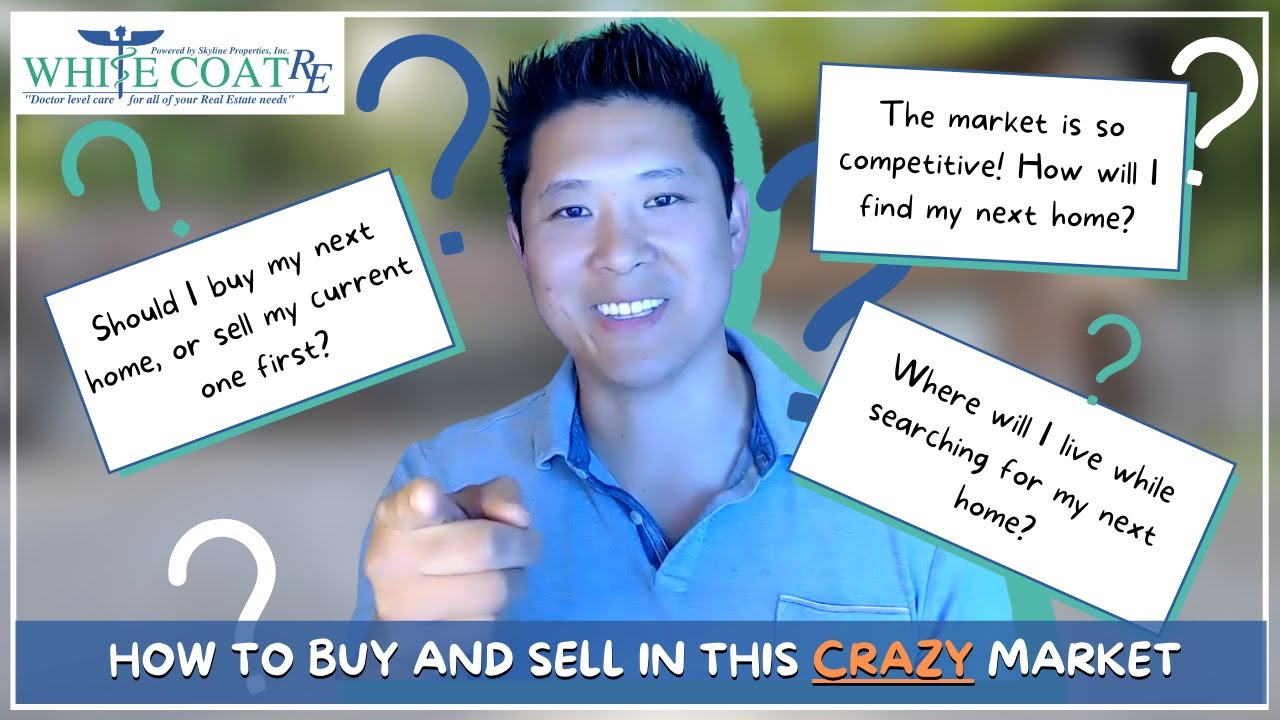 How to buy and sell in this CRAZY market - Part 1