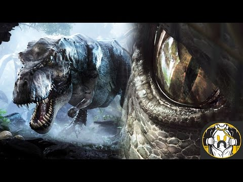 Jurassic World 2 Teaser Poster Revealed