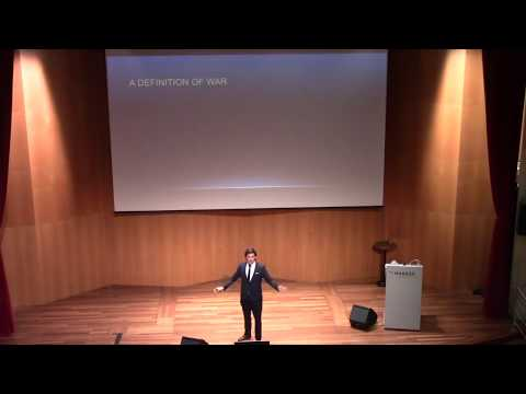 The Ethics of AI in Warfare | Lecture