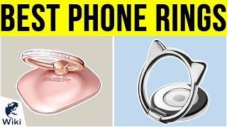 10 Best Phone Rings 2019