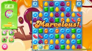 Candy Crush Jelly Saga Level 419 (3 star, No boosters)