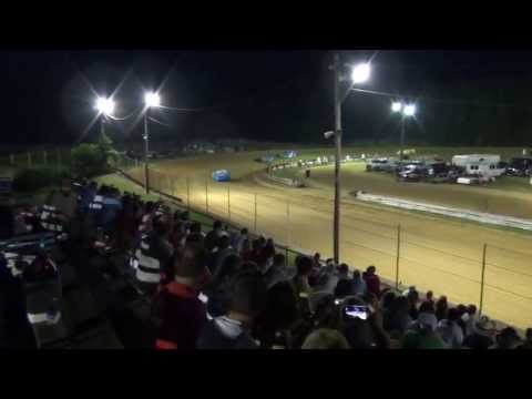 Dixieland Speedway - Sportsman Race - July 19,2013